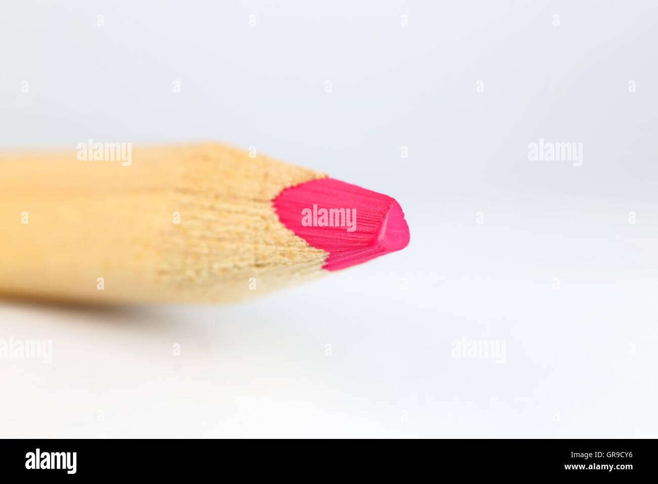 Crayon de couleur Photo Stock