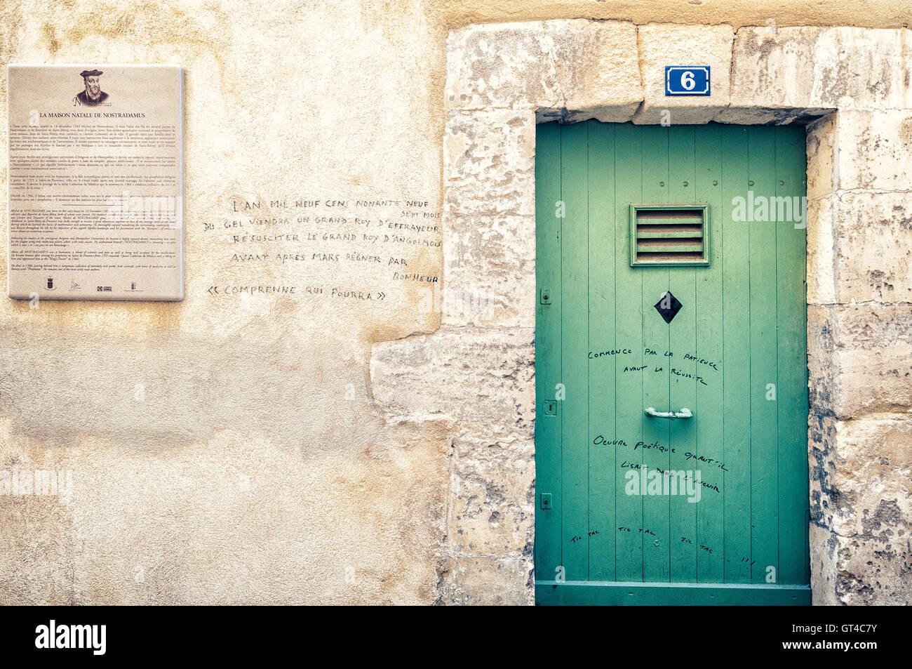 Aix-en-Provence Photo Stock