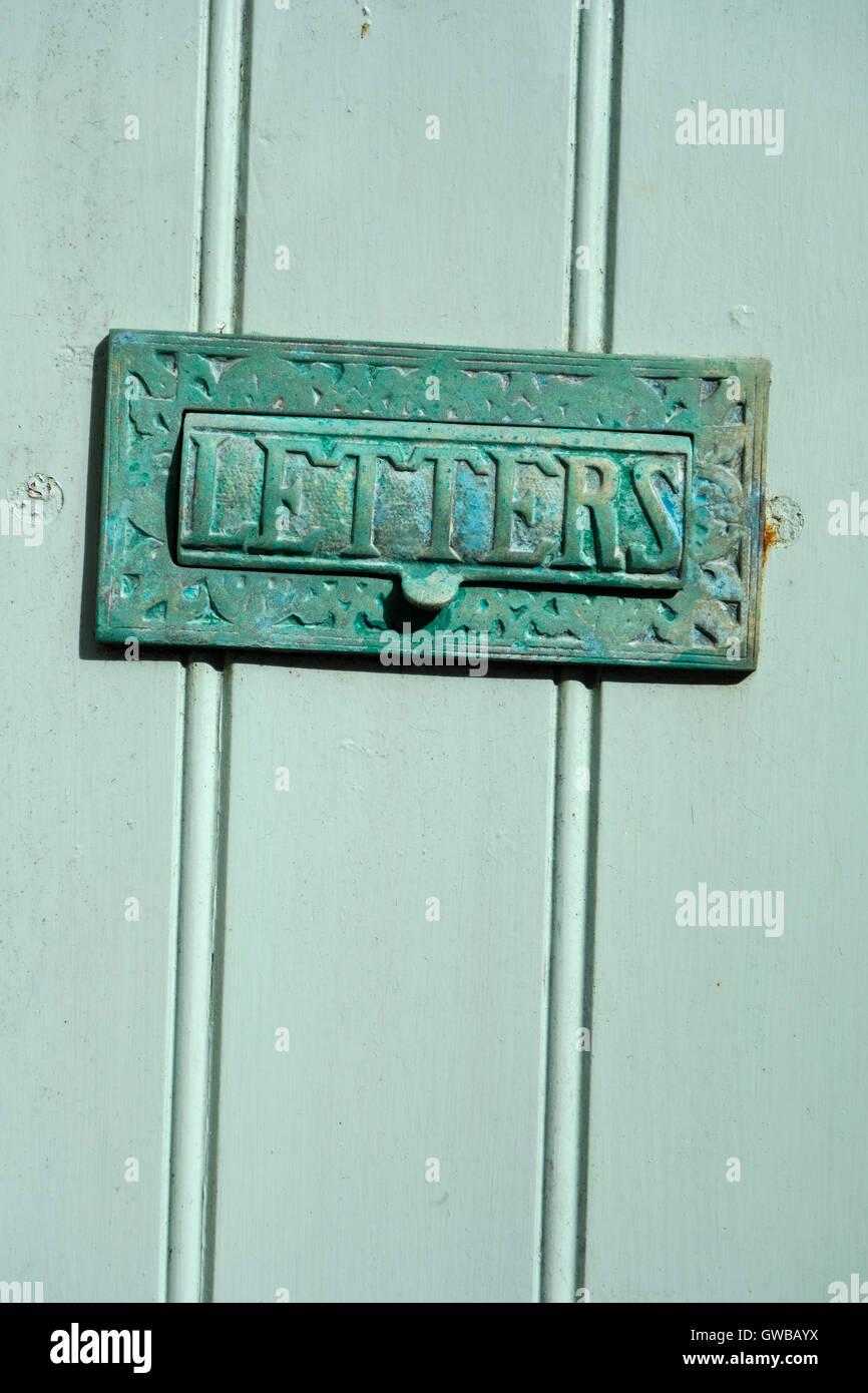 decorative letter box photos & decorative letter box images - alamy