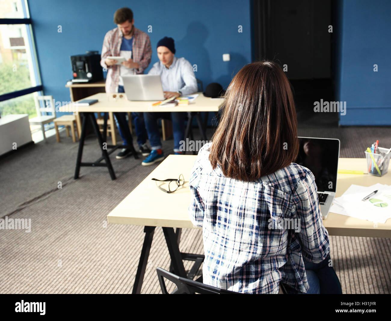 Quand l espace de travail devient porteur d une nouvelle culture d