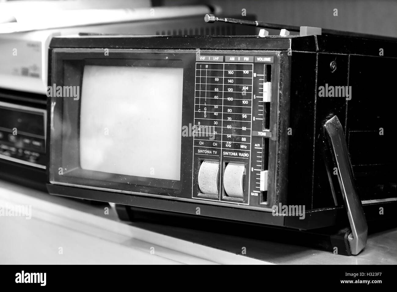 Tv Old Photos Tv Old Images Alamy
