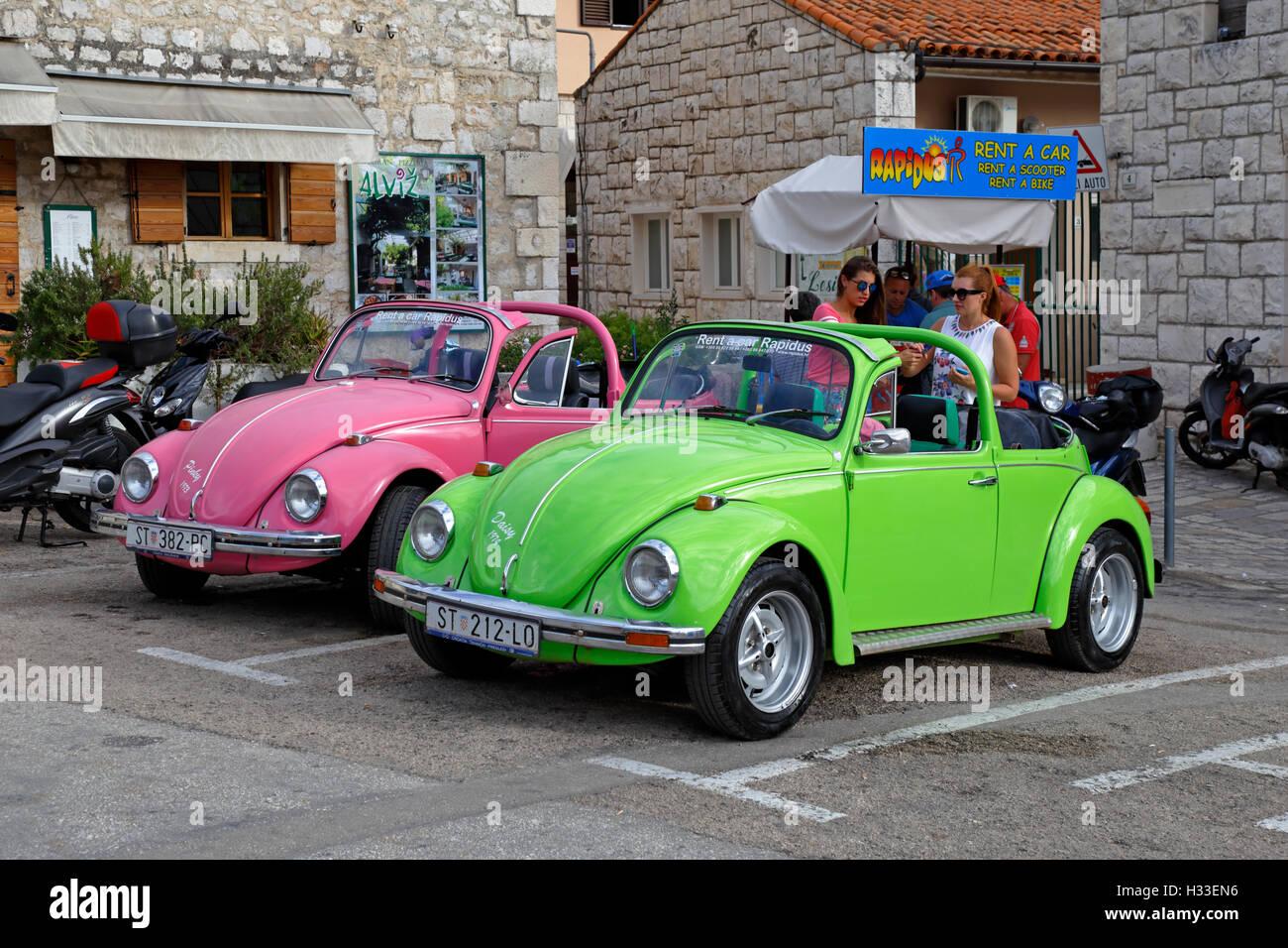 Location de voiture croatie
