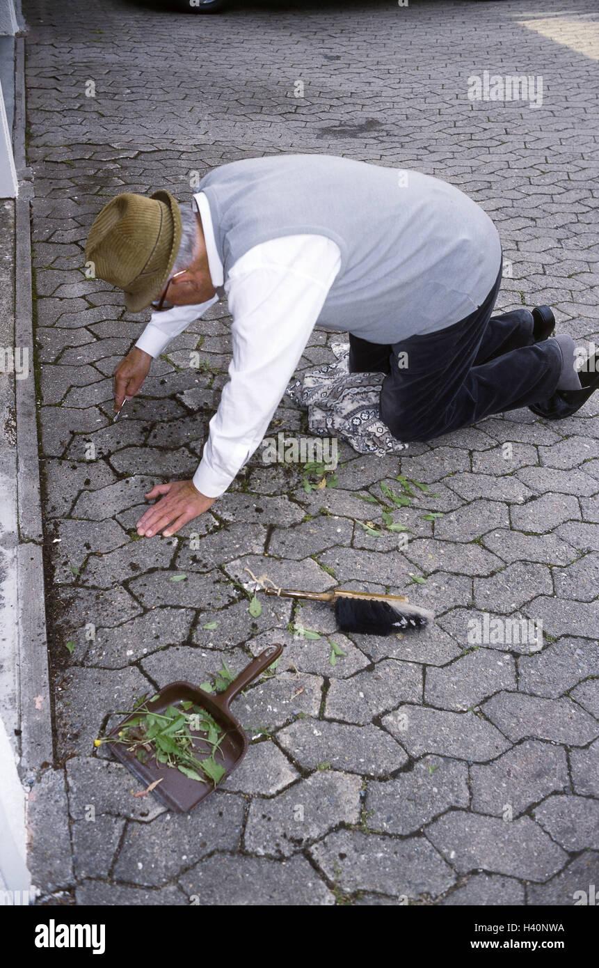 Comment Enlever Ciment Sur Pavés nettoyage paves beton