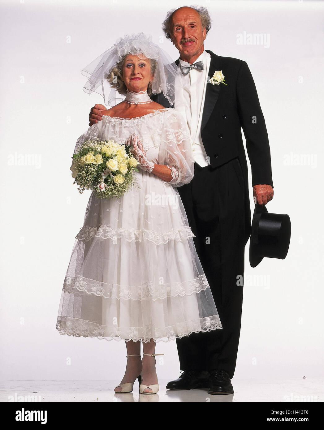 Robe mariage senior