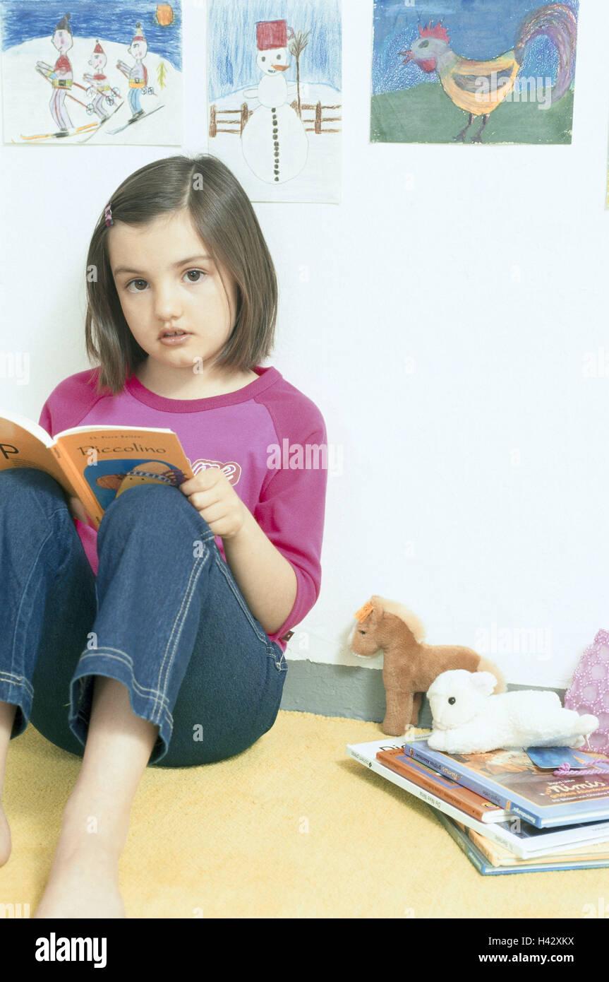 Les Filles Photo Book Considerer Enfant Nourrisson 5