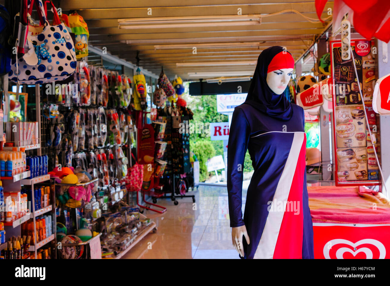 Swimming Costume Shop Photos Swimming Costume Shop Images Alamy