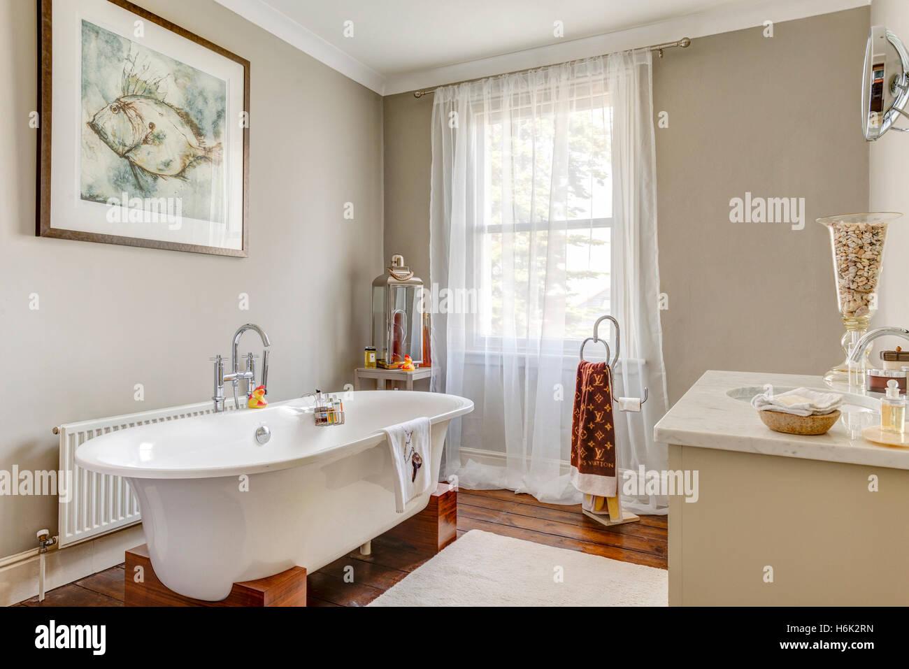 Salle De Bain Victorienne ~ dans une salle de bains l gante villa victorienne modernis e dans