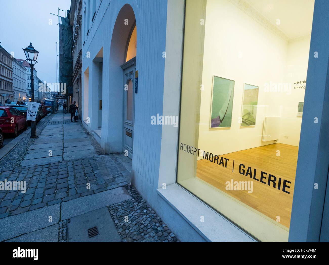 Photo De Galerie Exterieur extérieur de robert morat galerie, une galerie d'art sur
