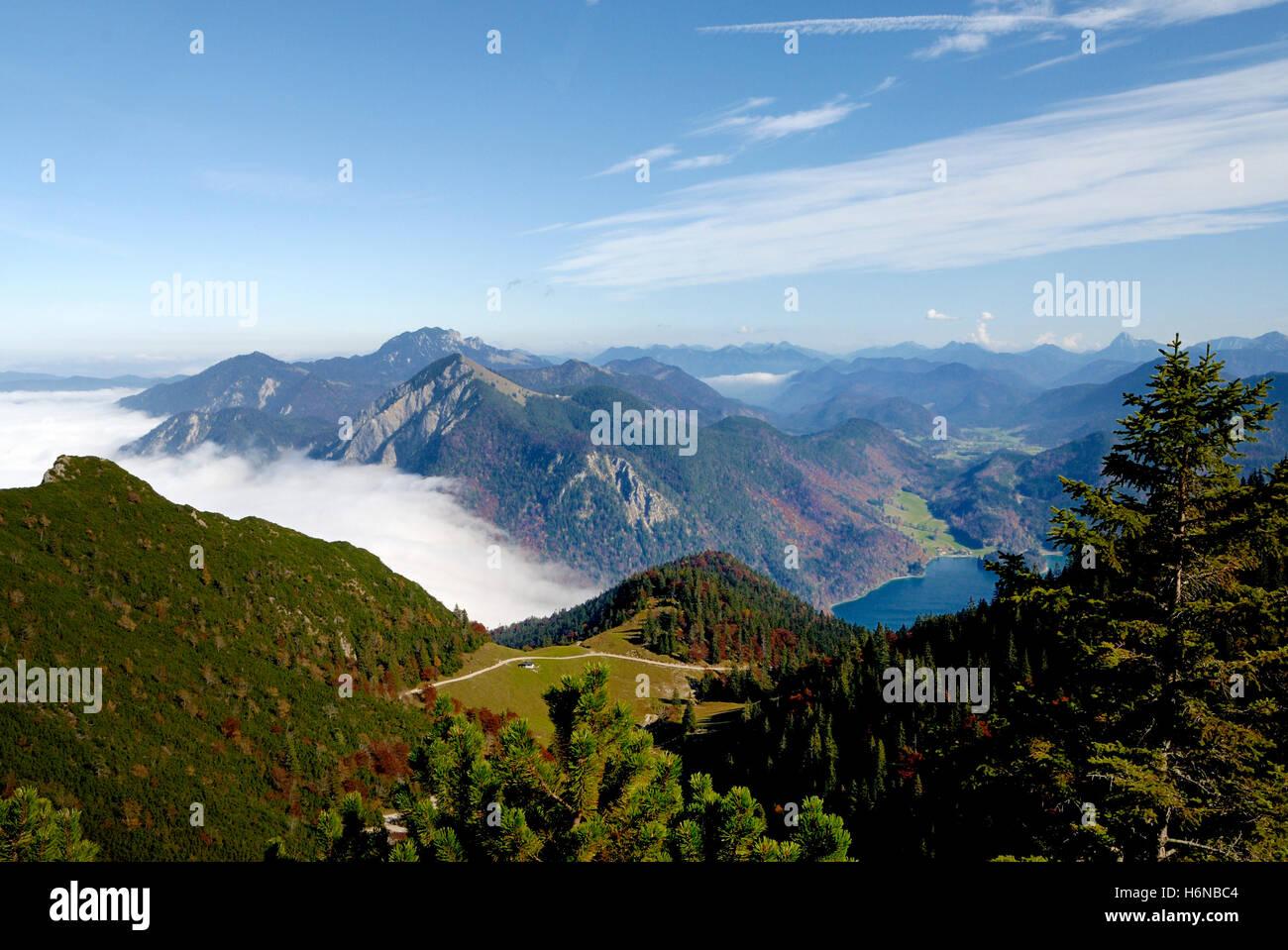 montagnes Banque D'Images