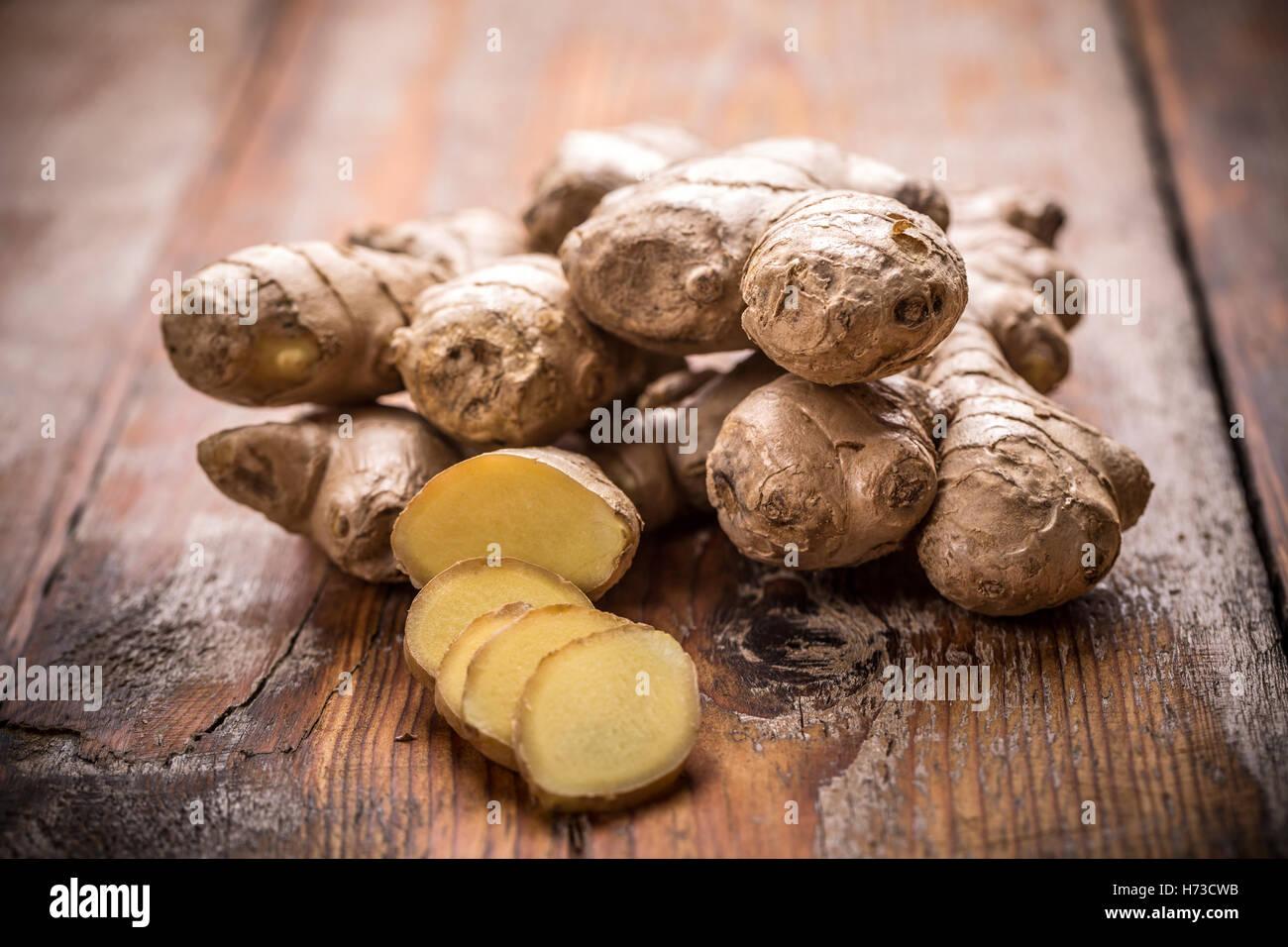 Épices ingrédients Photo Stock