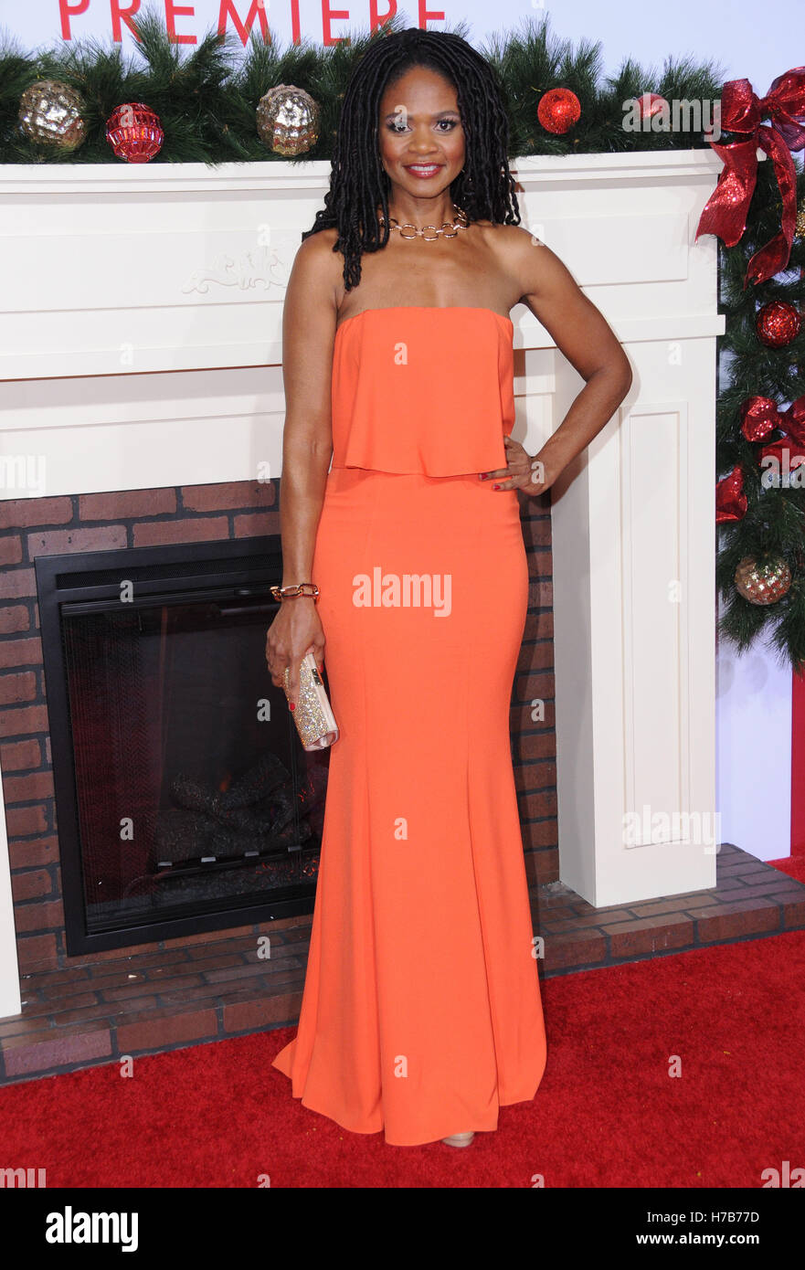 Westwood, CA, USA. 29Th sep 2016. 03 novembre 2016 - Westwood, Californie. Kimberly Elise. Première de l'Universelle Photo Stock