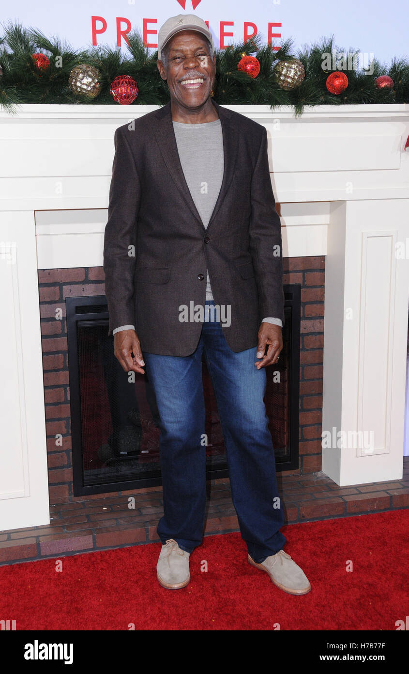 Westwood, CA, USA. 29Th sep 2016. 03 novembre 2016 - Westwood, Californie. Danny Glover. Première de l'Universelle Photo Stock