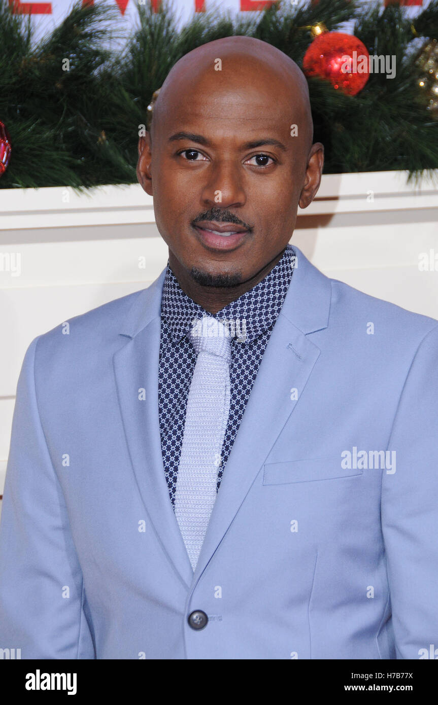 Westwood, CA, USA. 29Th sep 2016. 03 novembre 2016 - Westwood, Californie. Romany Malco. Première de l'Universelle Photo Stock