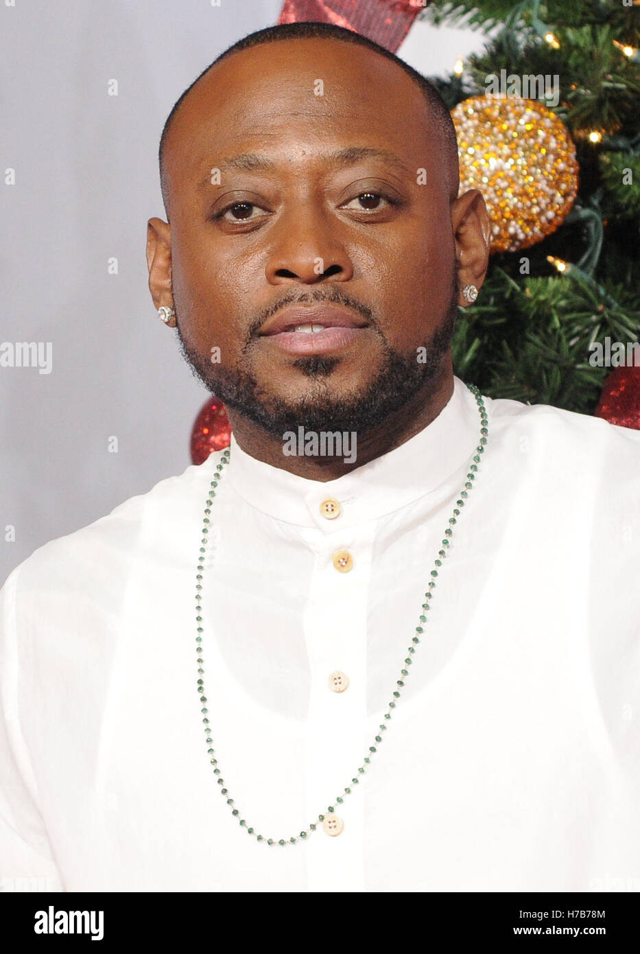 Westwood, CA, USA. 29Th sep 2016. 03 novembre 2016 - Westwood, Californie. Omar Epps. Première de l'Universelle Photo Stock