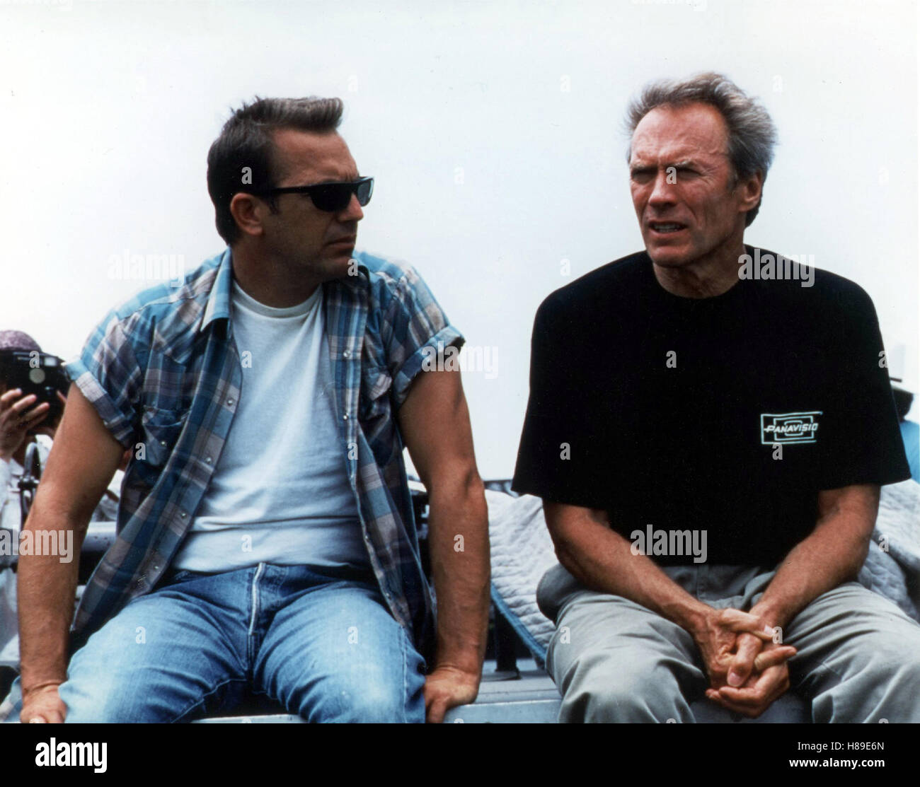 Monde Parfait Un Monde Parfait Usa 1993 Regie Clint Eastwood Kevin Costner Clint Eastwood Photo Stock Alamy