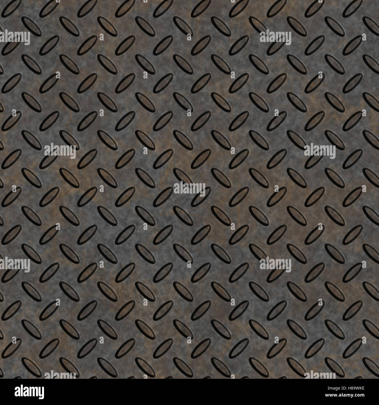 Precision Seamless Texture Metal motif horizons haute résolution Photo Stock