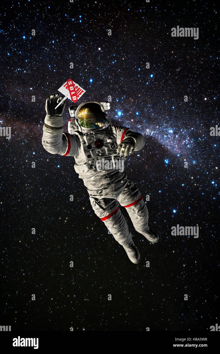 L'espace sale