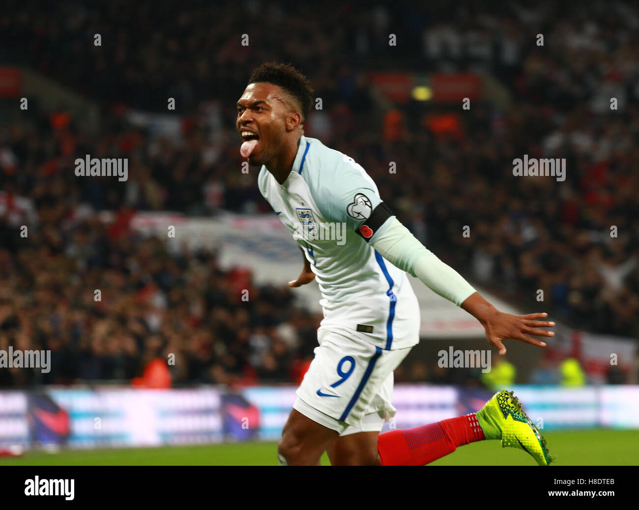Londres, Royaume-Uni. 11 novembre, 2016. L'Angleterre v Ecosse - Coupe du Monde FIFA 2018 qualificatif . London, Photo Stock