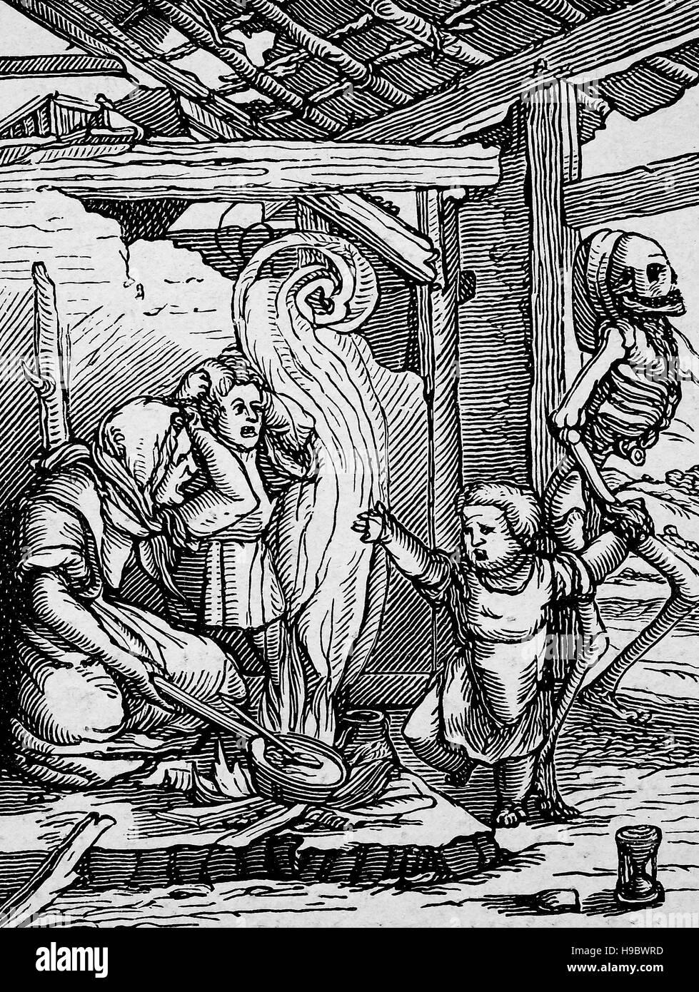 Danse macabre photos danse macabre images alamy for Histoire macabre