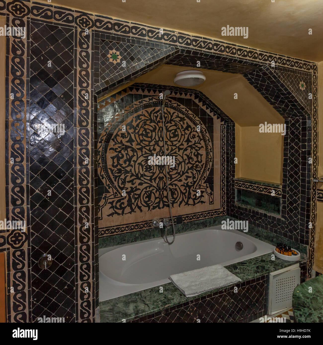 Salle De Bain Fes Maroc ~ architectural detail in fes photos architectural detail in fes