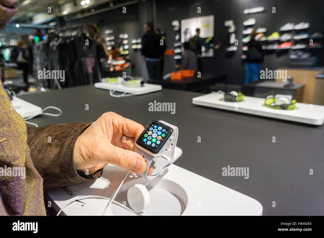 Chaussure Watch Apple Watch Apple Nike pqSzMUV