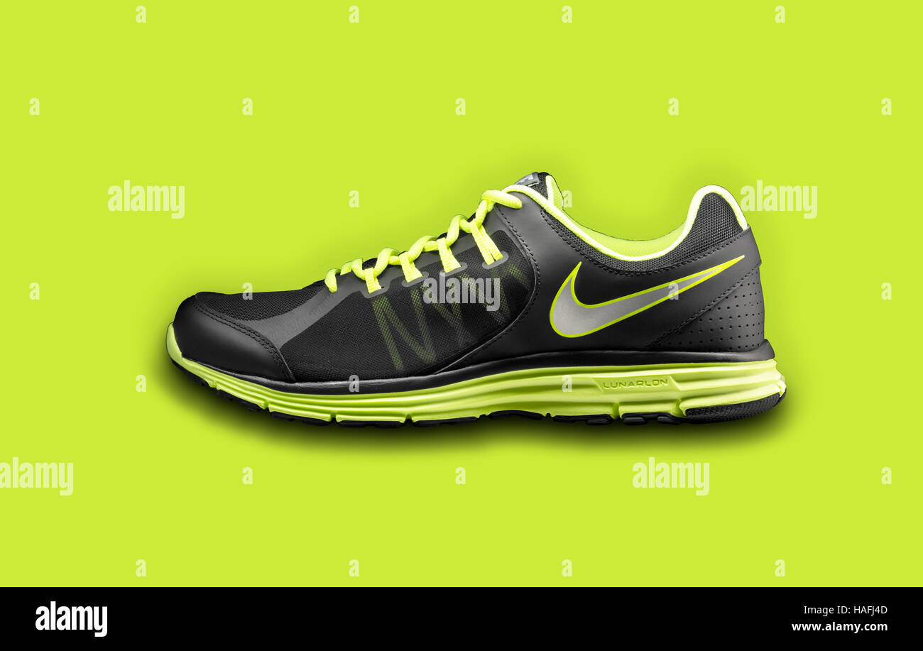 Nike Lunar Forever 3 chaussure de sport Photo Stock