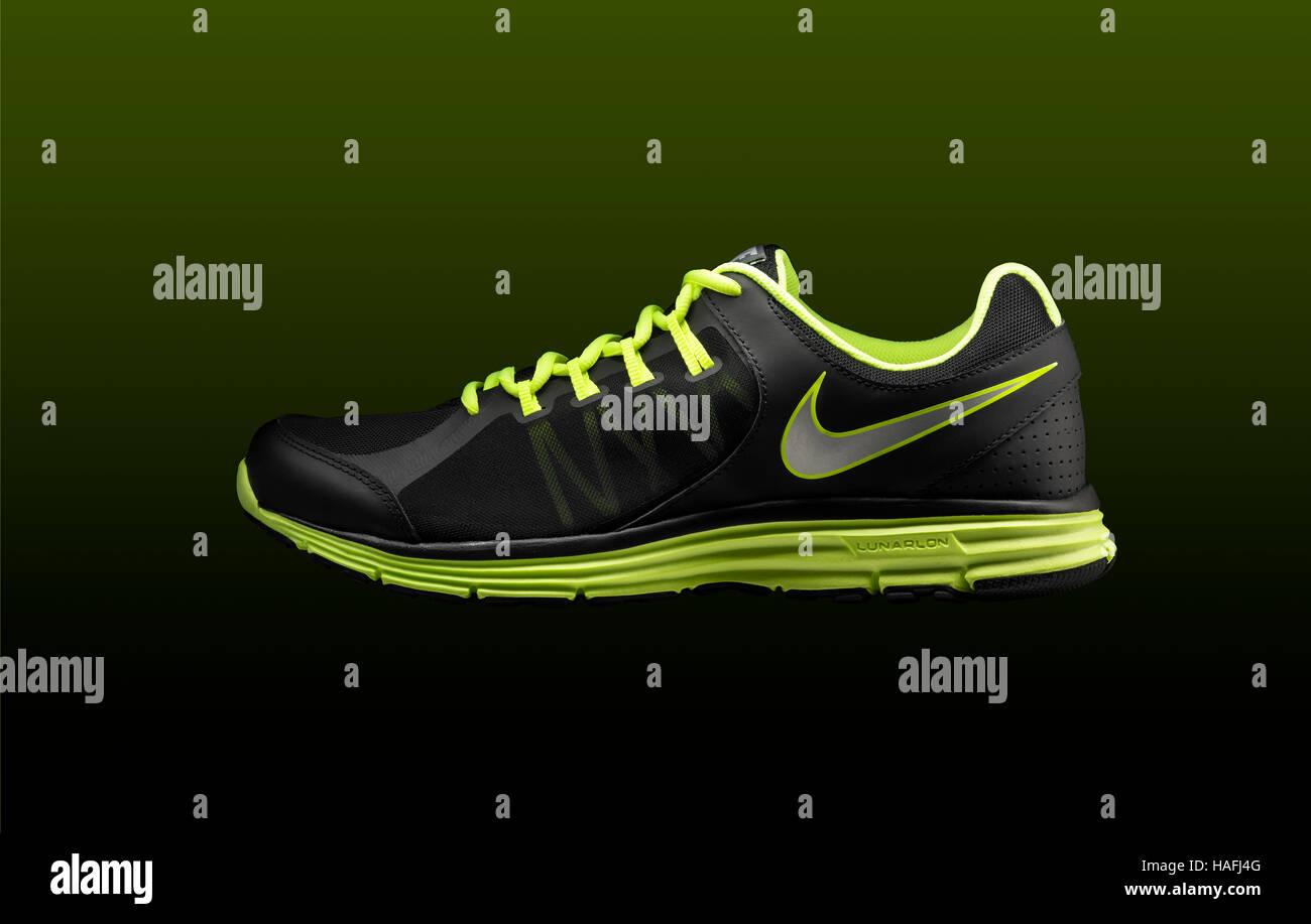 new arrival 542c0 b4129 Nike Lunar forever 3 chaussure de sport Photo Stock