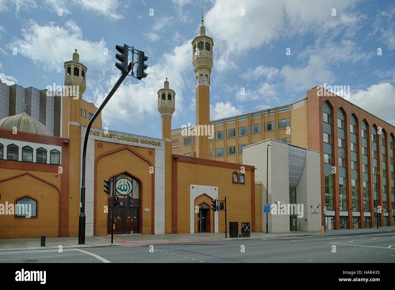 mosque in london photos mosque in london images alamy. Black Bedroom Furniture Sets. Home Design Ideas