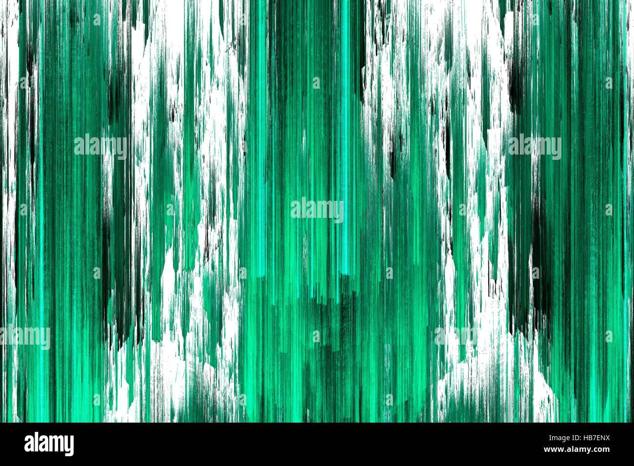 Rayures fractale Banque D'Images