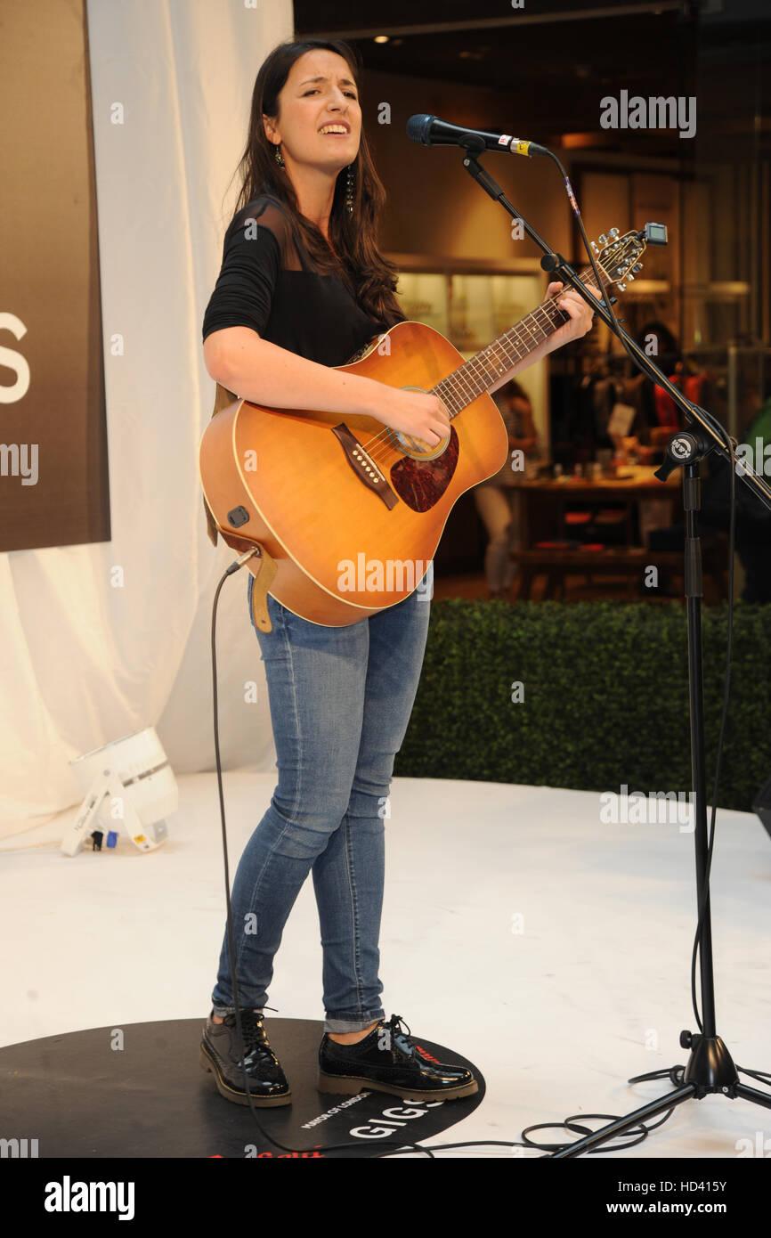 Westfield Stratford Concerts grand final avec Jude: où: London, Royaume-Uni Quand: 04 Oct 2016 Banque D'Images