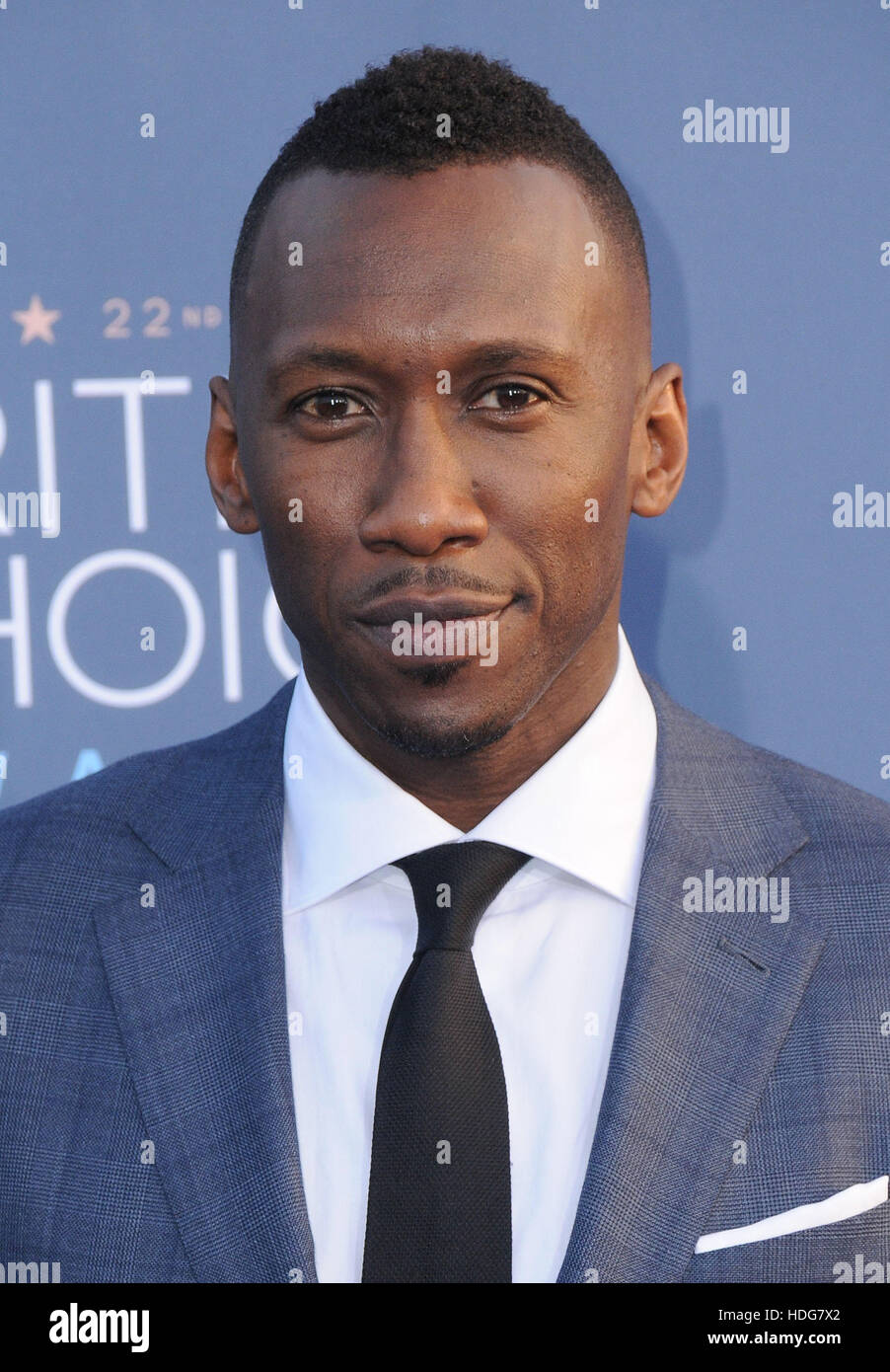Santa Monica, Californie, USA. Dec 11, 2016. 11 Décembre 2016 - Santa Monica, Californie - Mahershala Ali. Photo Stock