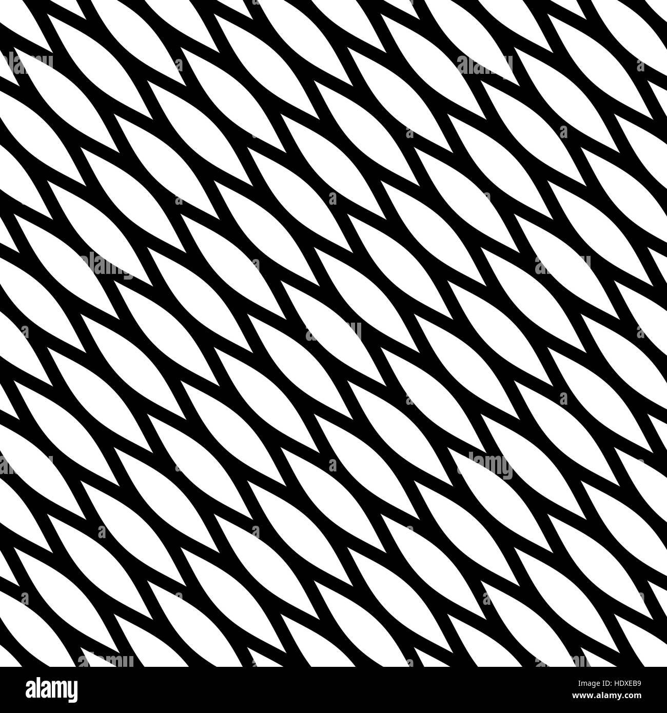 Seamless Abstract Pattern Photo Stock