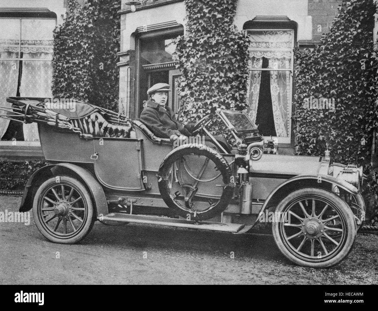 1908 Wolseley 14-20 Photo Stock