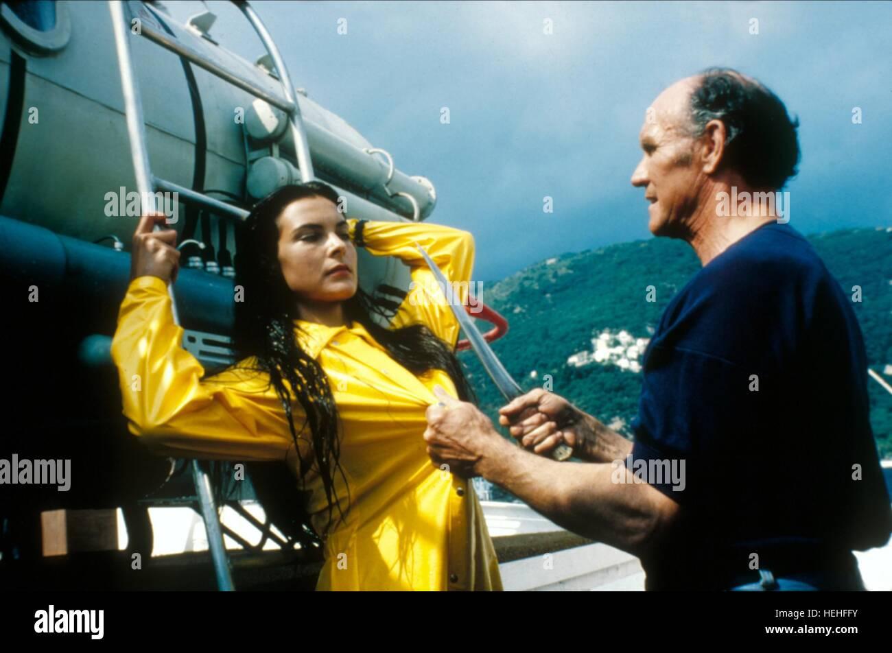 CAROLE BOUQUET: JAMES BOND RIEN QUE POUR VOS YEUX (1981) Photo Stock