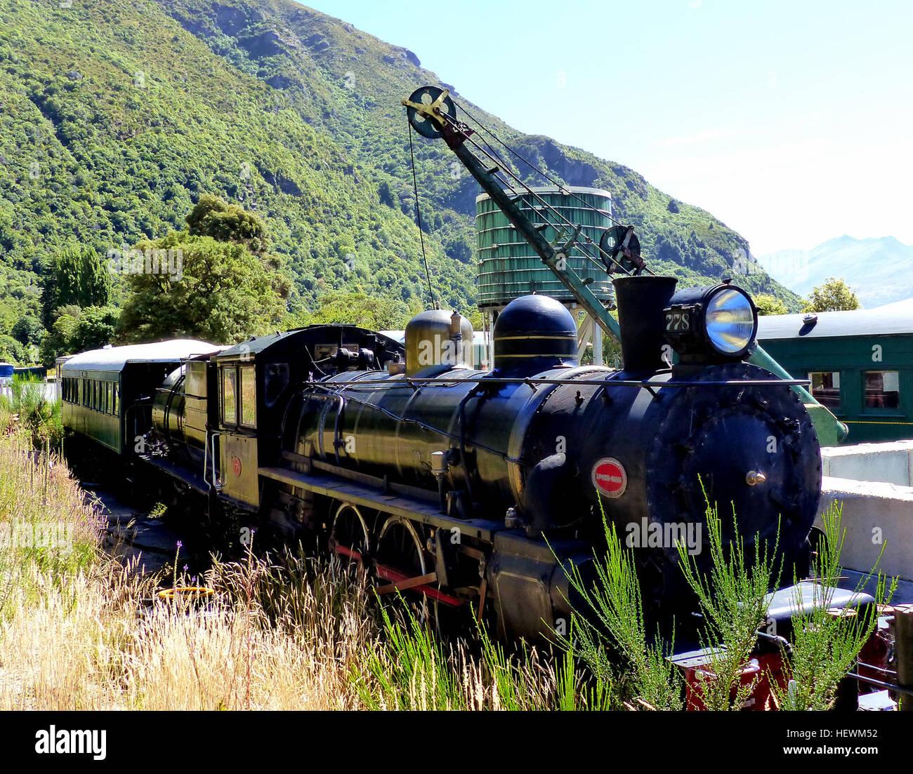Malgré beaucoup d'intérêt de passionnés de vapeur puisqu'il a été mis en vente Photo Stock