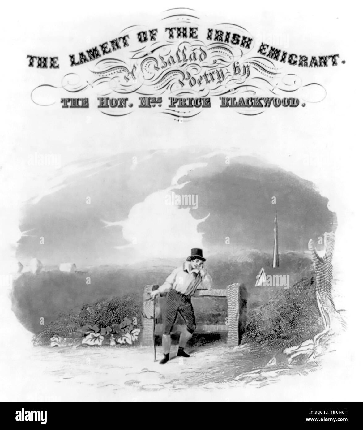 Helen Blackwood 1807 1867 Ecrivain Et Auteur Compositeur