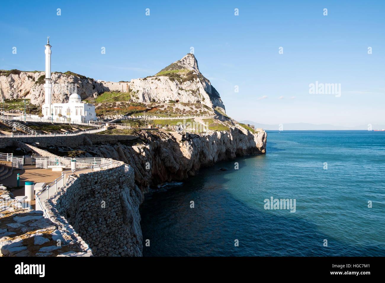 Gibraltar Photo Stock