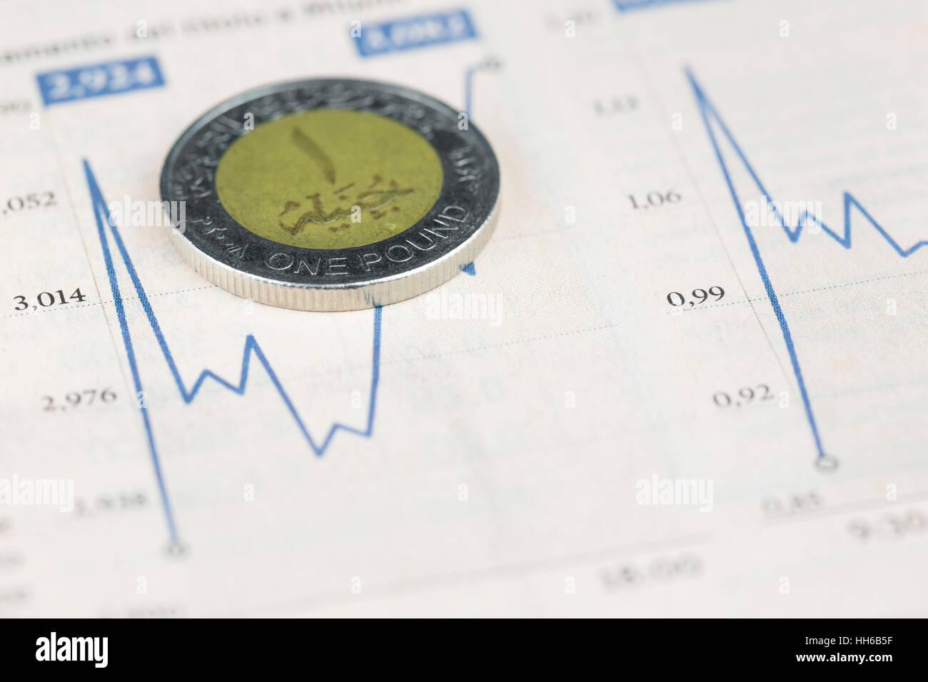Une Piece De Monnaie Livre Egyptienne Sur L Information