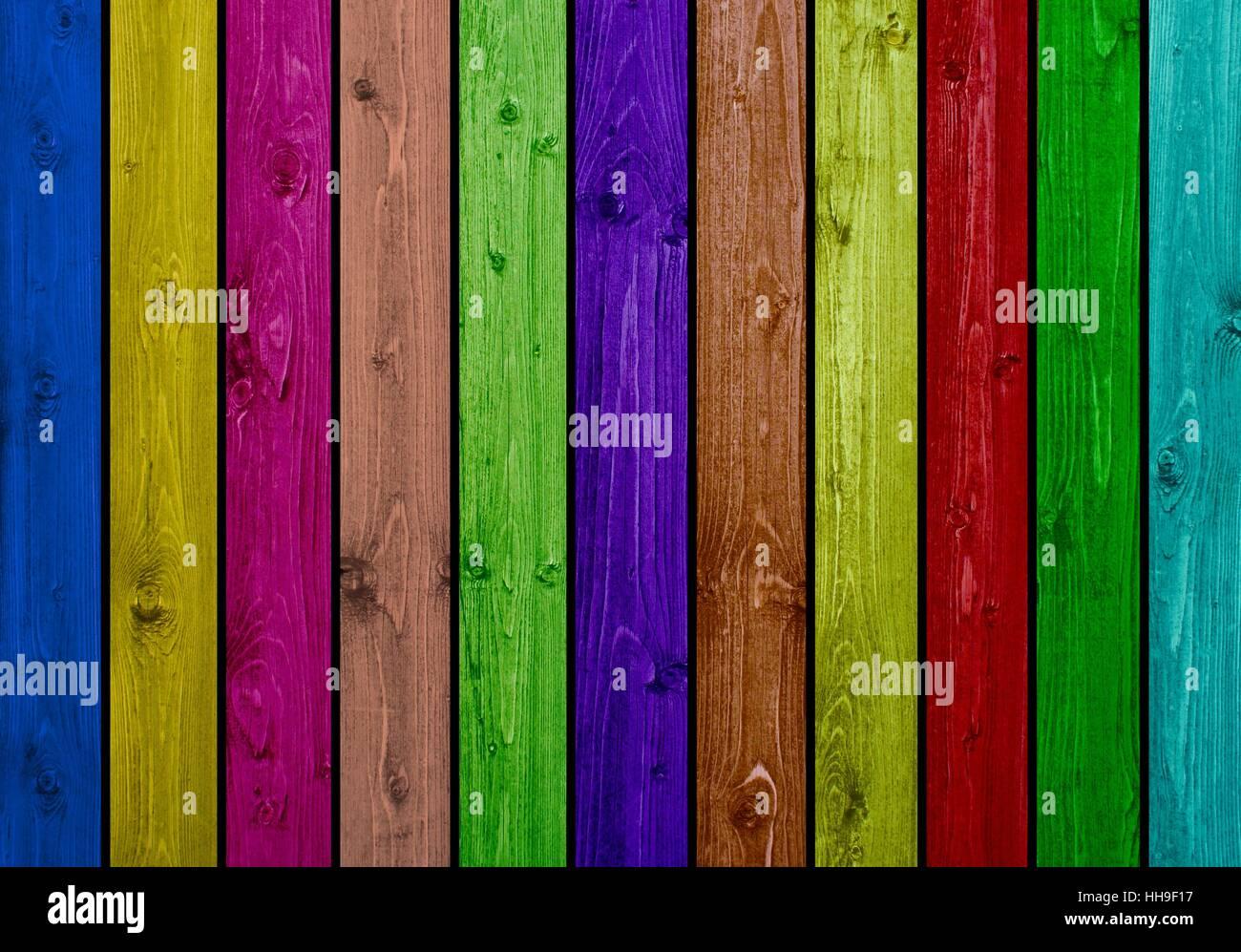 Bois Couleur Toile Bois Colores Mur Planches En Bois