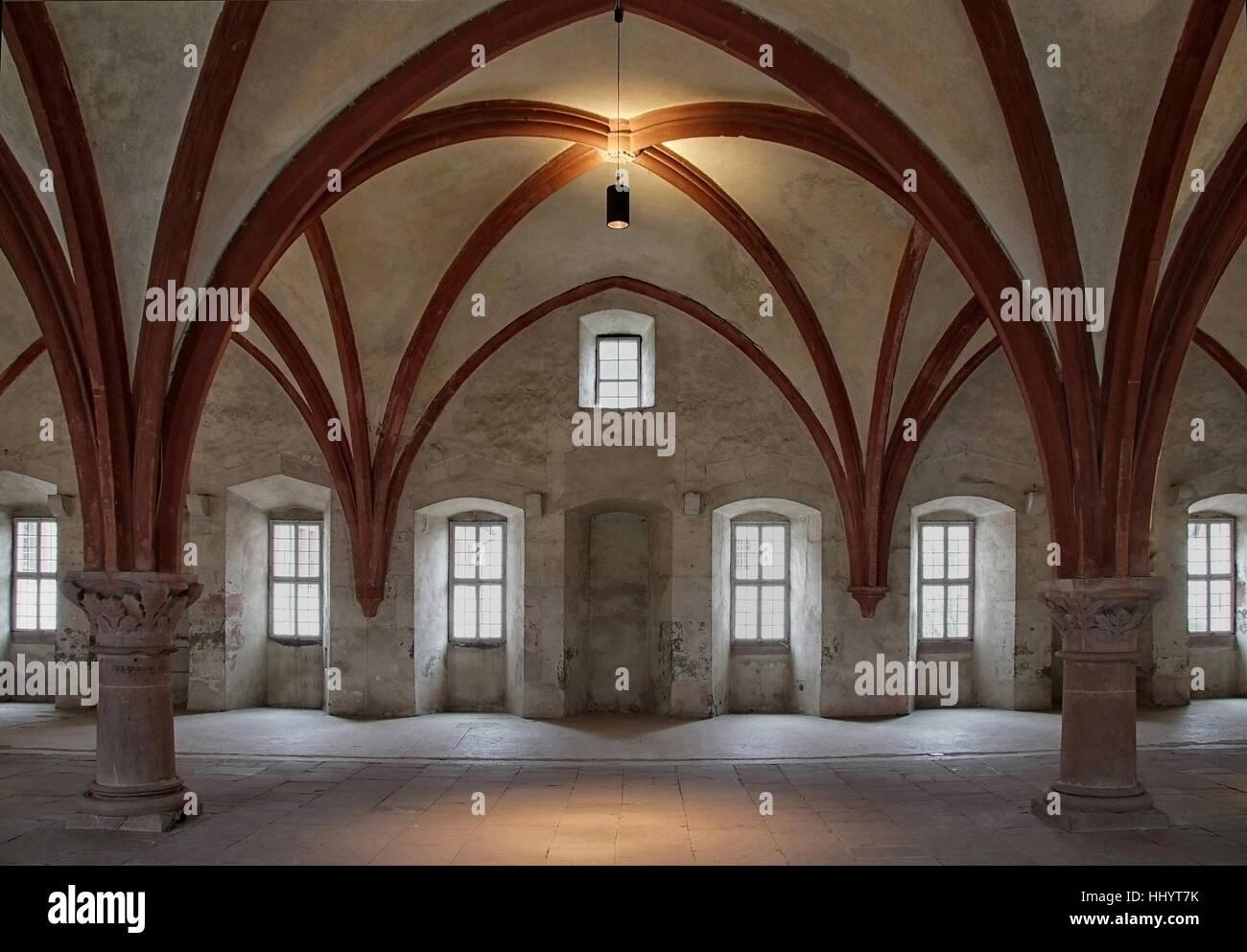 Photo Dintérieur Fenêtre Hublot Lucarne Fenêtre Arch Pilier