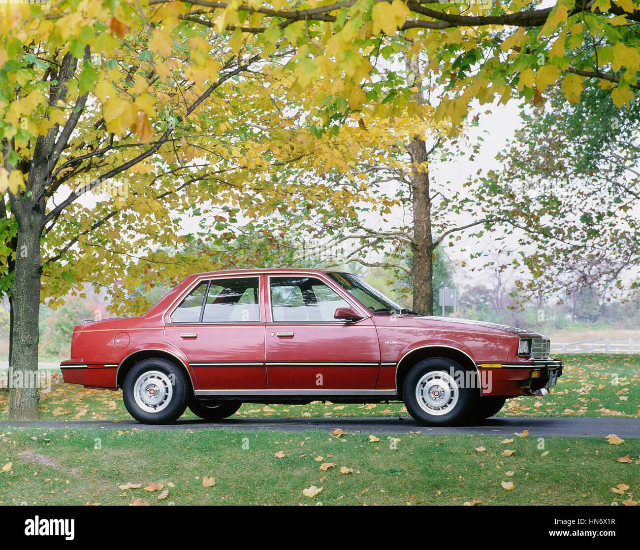 1983 Cadillac Cimarron Photo Stock