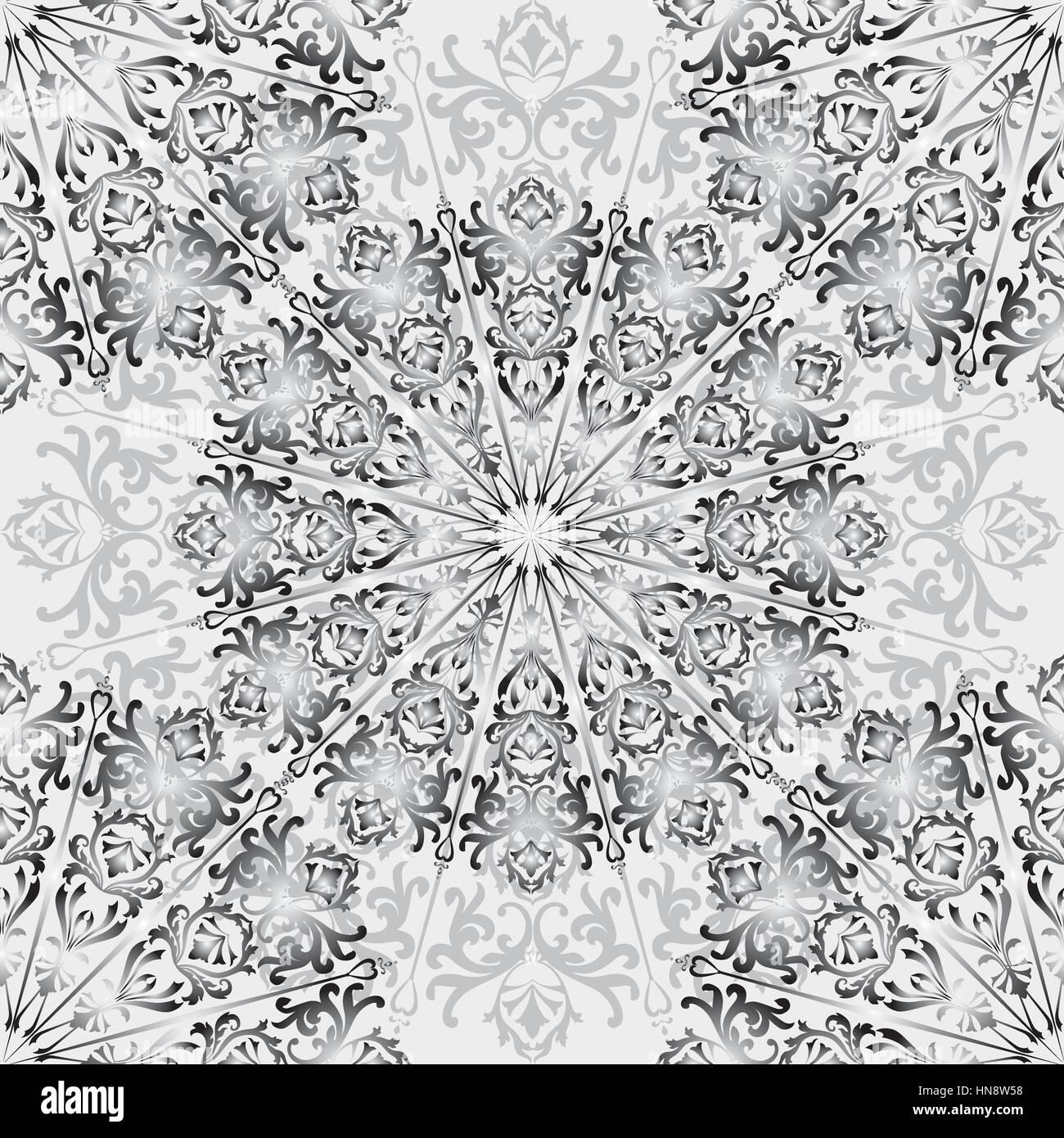 Peindre Papier Peint Motif motif carré floral. porcelaine chinoise style peinture