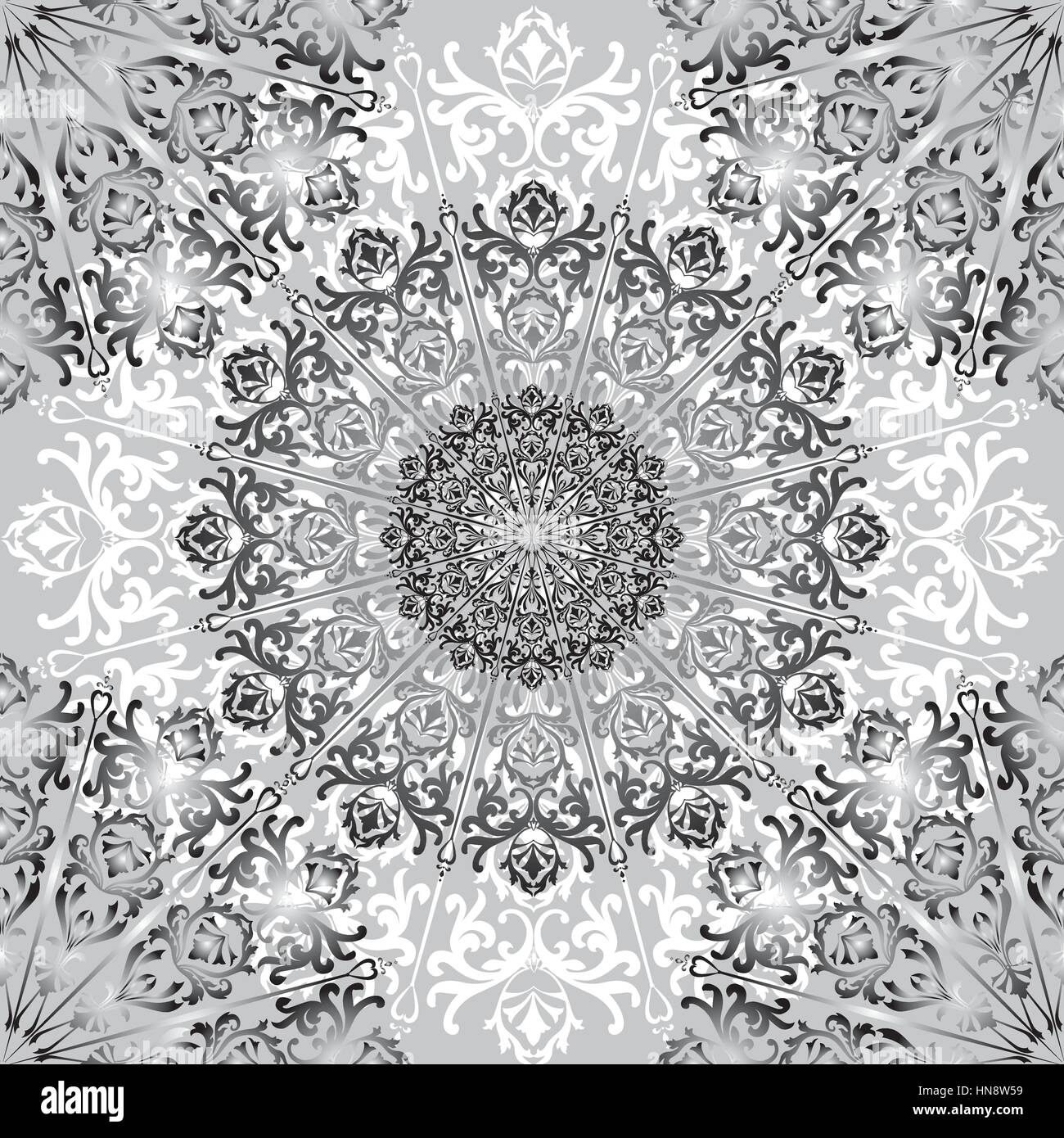 Papier A Peindre Motif motif carré floral. porcelaine chinoise style peinture