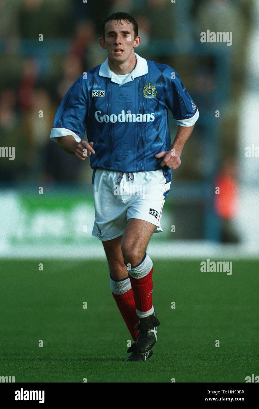 ROBBIE PETHICK PORTSMOUTH FC 26 Octobre 1994 Banque D'Images
