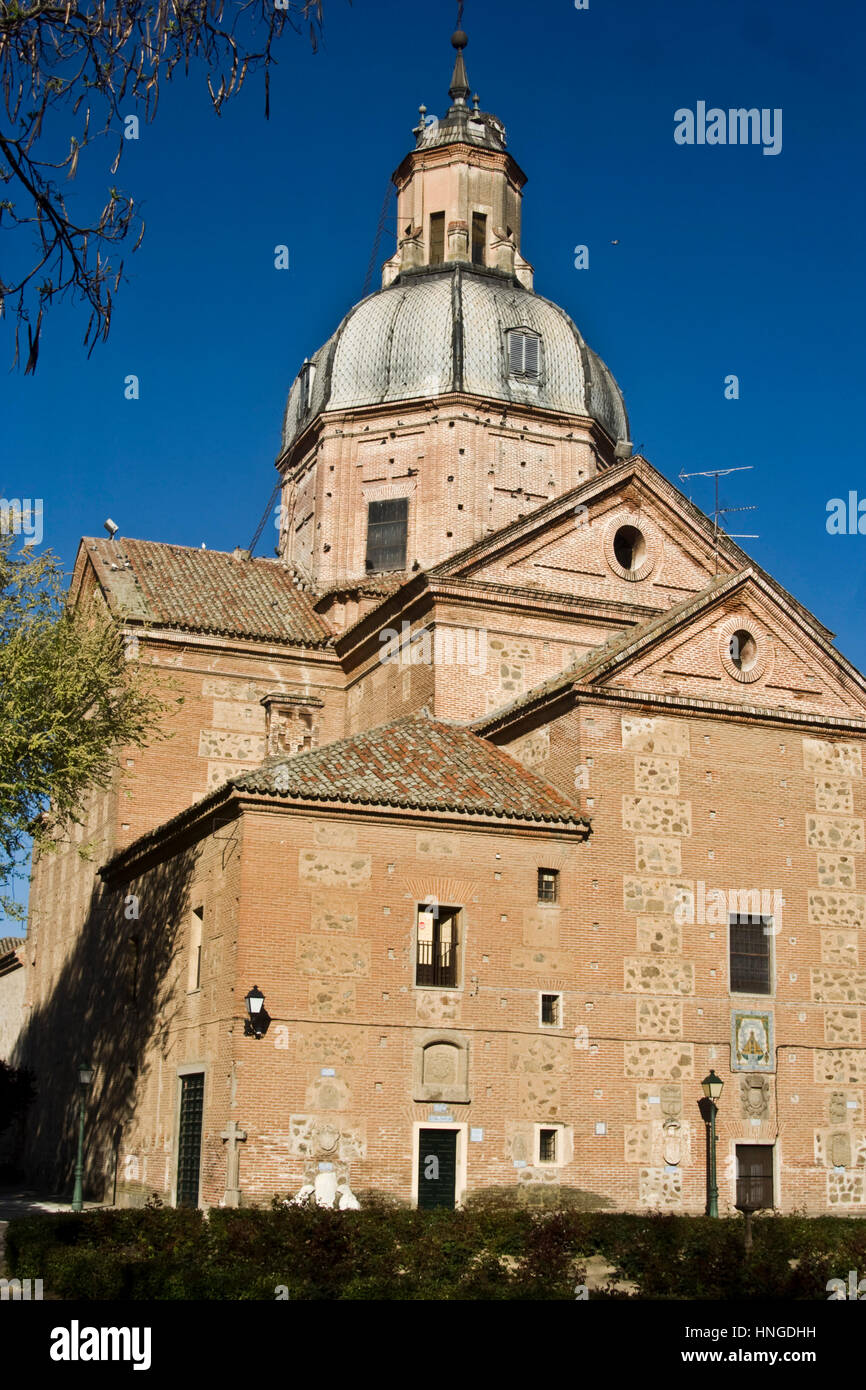 Basilica del Prado, Talavera de la Reina Photo Stock