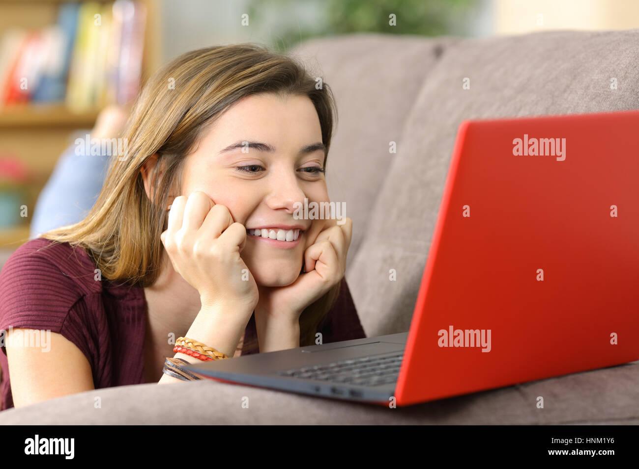 adolescent datant en ligne