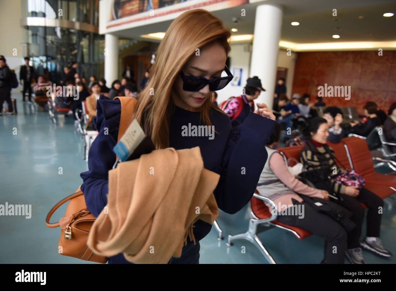 Jessica Jung Photos & Jessica Jung Images - Alamy