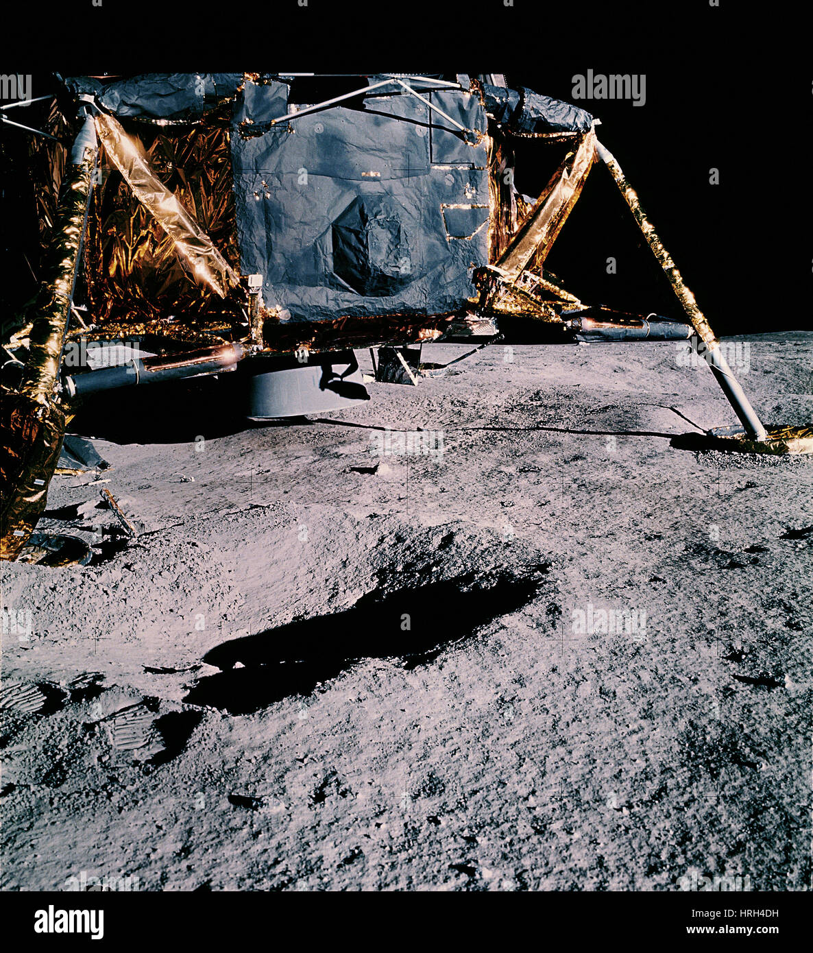 Module lunaire Apollo 14 Photo Stock