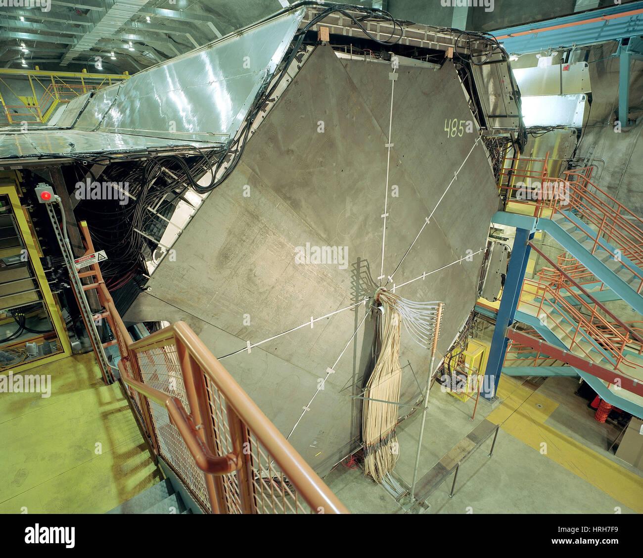 MINOS détecteur loin au Fermilab Photo Stock