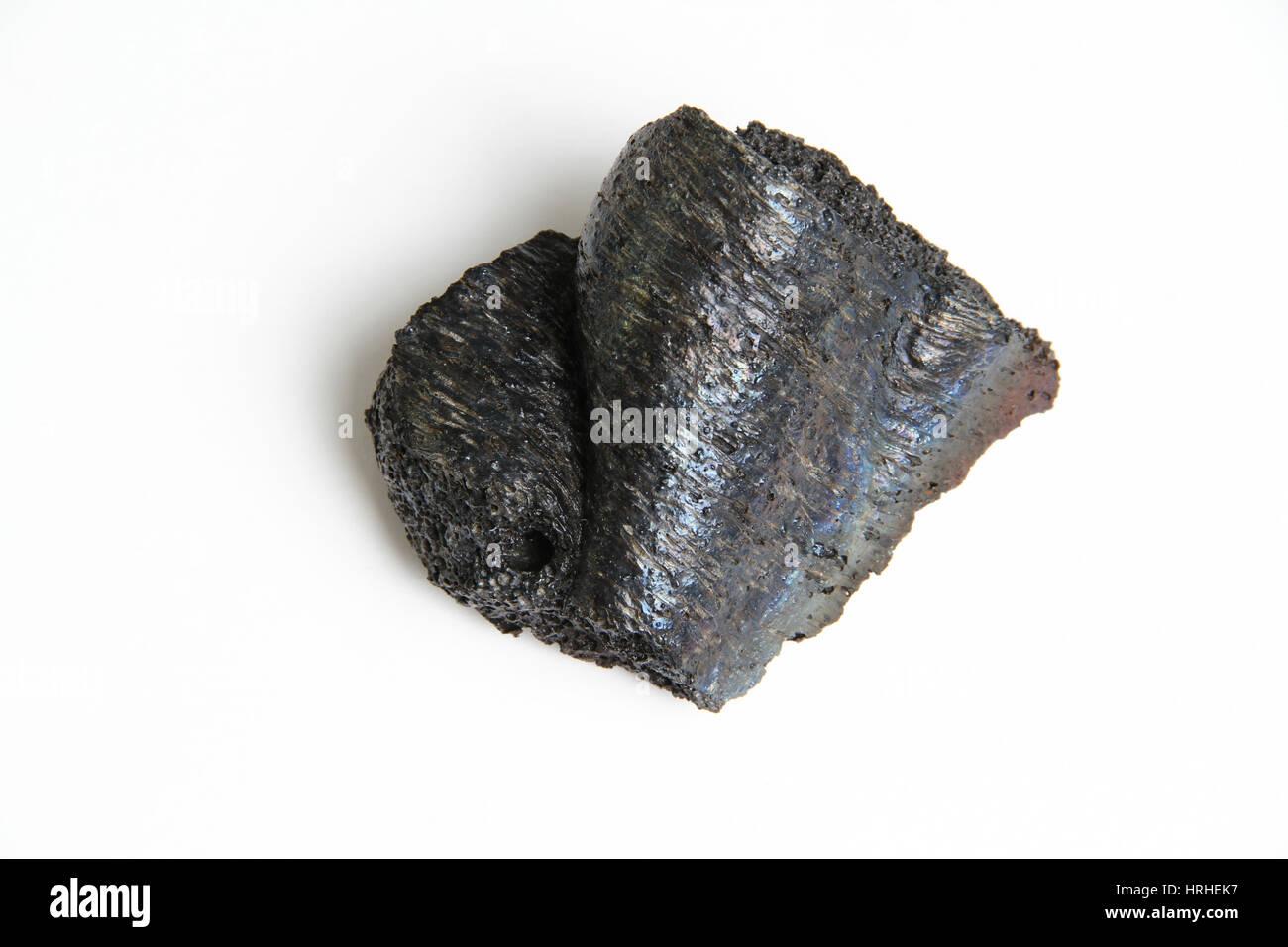Roche volcanique Photo Stock